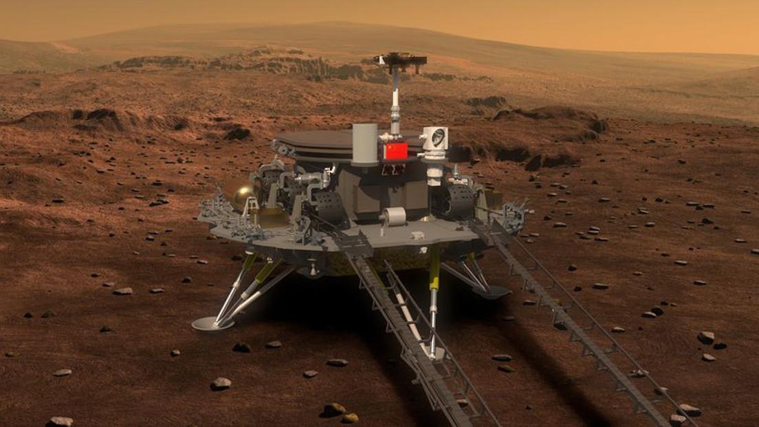 La antena reflectora más grande de Asia está lista para recibir datos de la primera misión de China a Marte