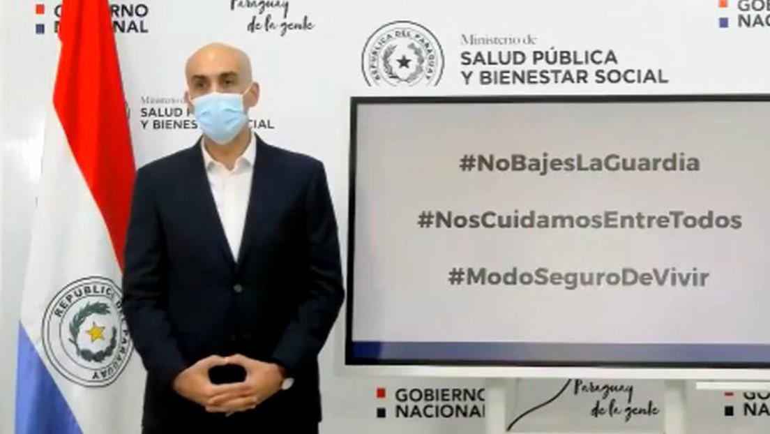 Paraguay firma un contrato para adquirir la vacuna rusa Sputnik V contra el coronavirus