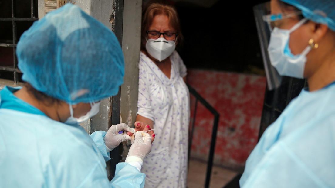 El Gobierno de Perú confirma que se detectaron casos de la variante brasileña del coronavirus en el país