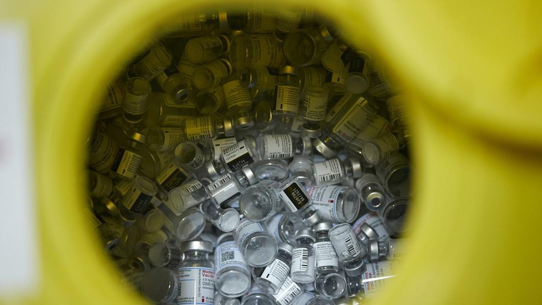 Roban en EE.UU. un coche con viales de vacuna contra el covid-19 por valor de 10.000 dólares