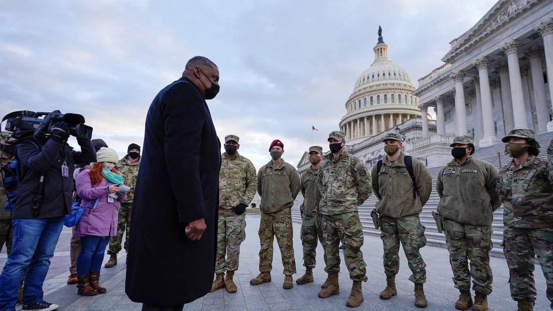 Revelan que el despliegue de la Guardia Nacional en Washington costó a las autoridades 480 millones de dólares