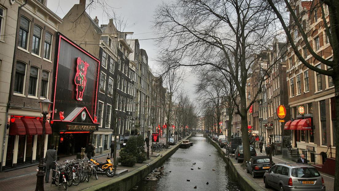 Ámsterdam dirá adiós a su 'barrio rojo' en el centro de la ciudad