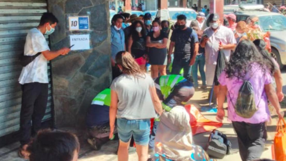 Un malabarista muere después de que un carabinero le disparara en plena vía pública en la región chilena de Los Ríos