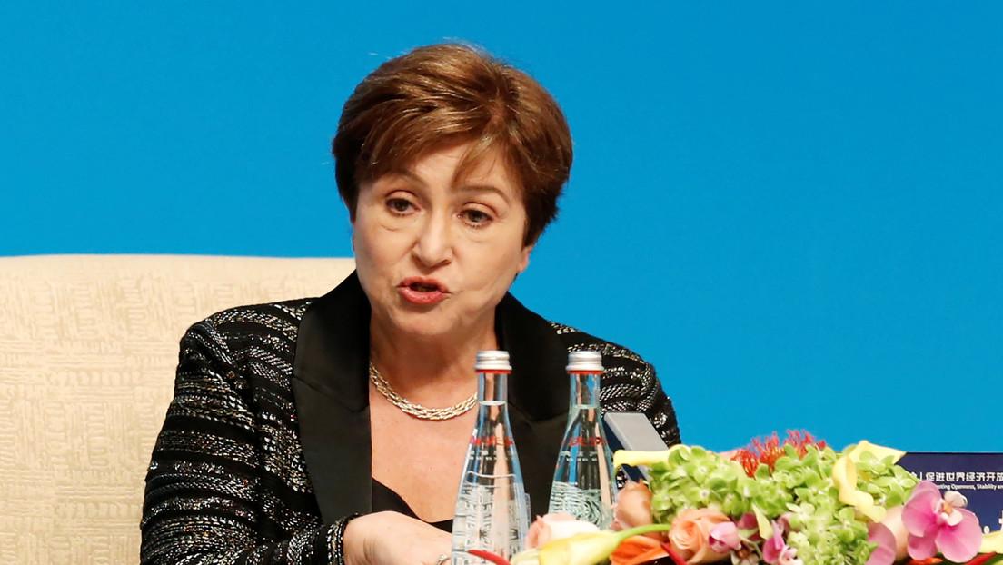 """La directora del FMI dice que busca acordar con Argentina un nuevo programa con """"equilibrio"""" entre la estabilidad y el apoyo a los vulnerables"""