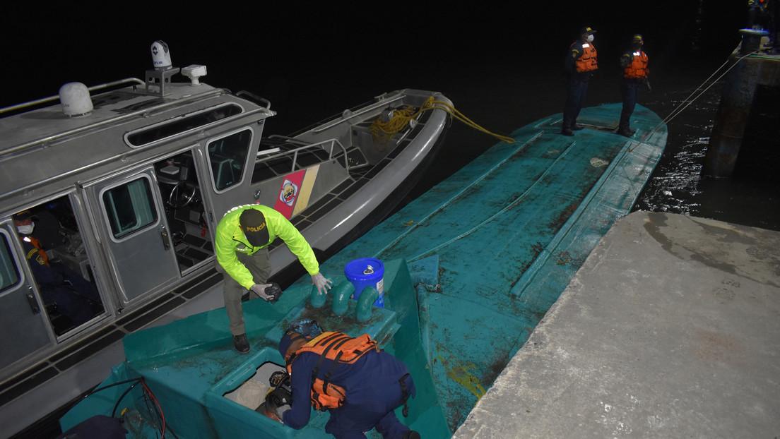 La Policía de Colombia detiene al 'Príncipe de los sumergibles', un presunto narco que transportaba cocaína hacia EE.UU. en lanchas