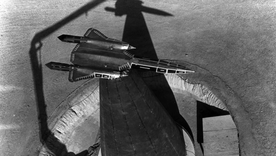 Del 'álbum' de la Guerra Fría: revelan imágenes de las pruebas del avión Lockheed A-12 en el Área 51 (FOTOS)
