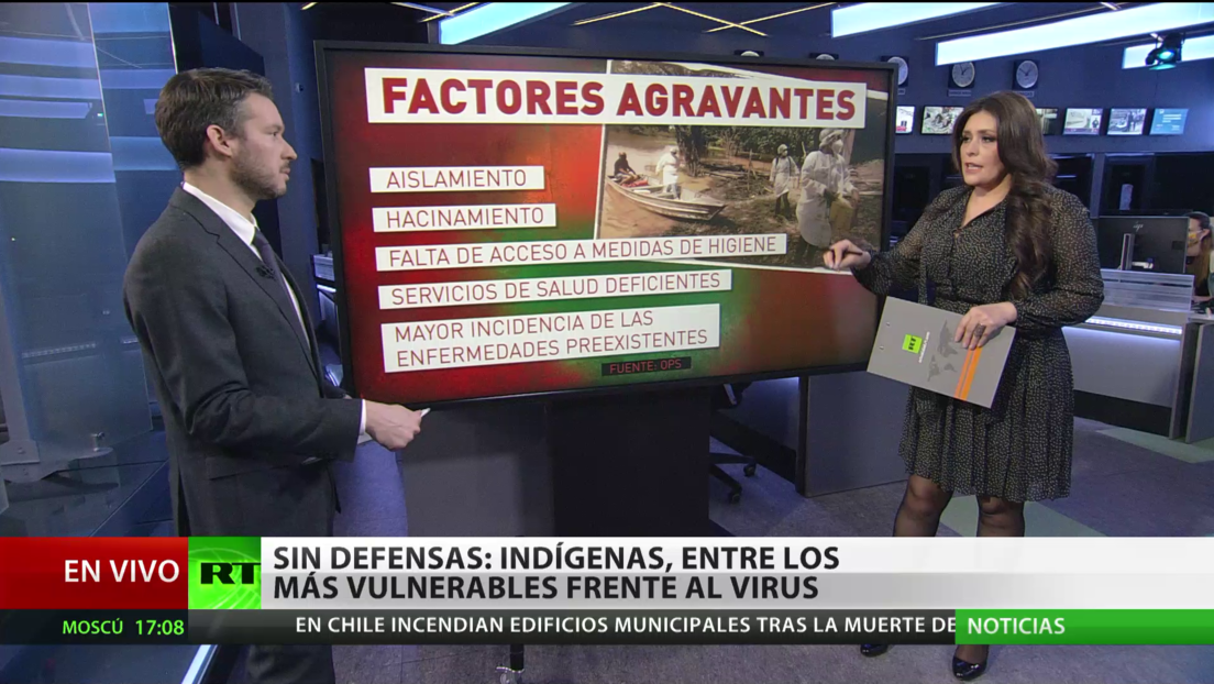 Sin defensas: la vulnerabilidad de los indígenas frente al coronavirus