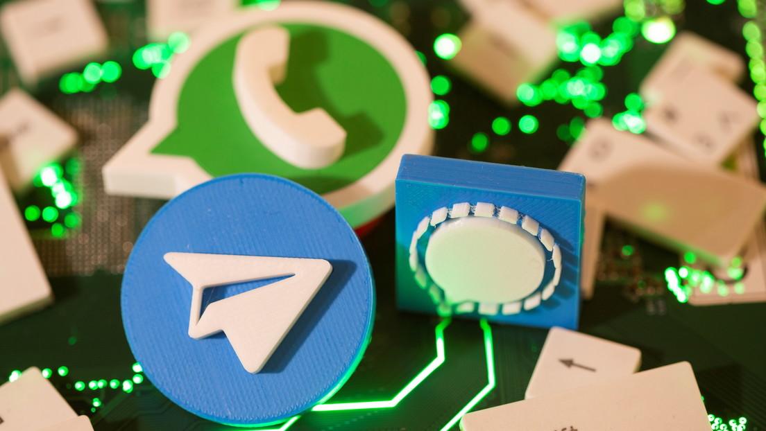 El 'duelo' entre Signal y WhatsApp por la privacidad: ¿qué funciones ofrecen?