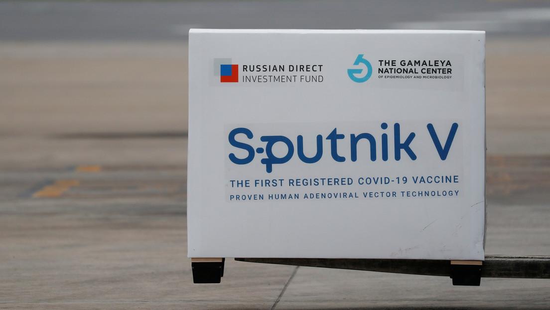Ministra francesa no descarta el uso de la vacuna rusa Sputnik V en la UE