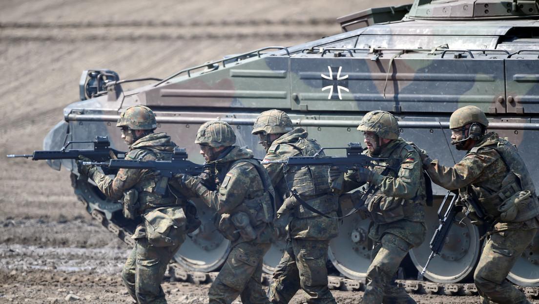 Alemania informa a la OTAN del aumento de su gasto en defensa hasta una suma récord de 53.000 millones de euros