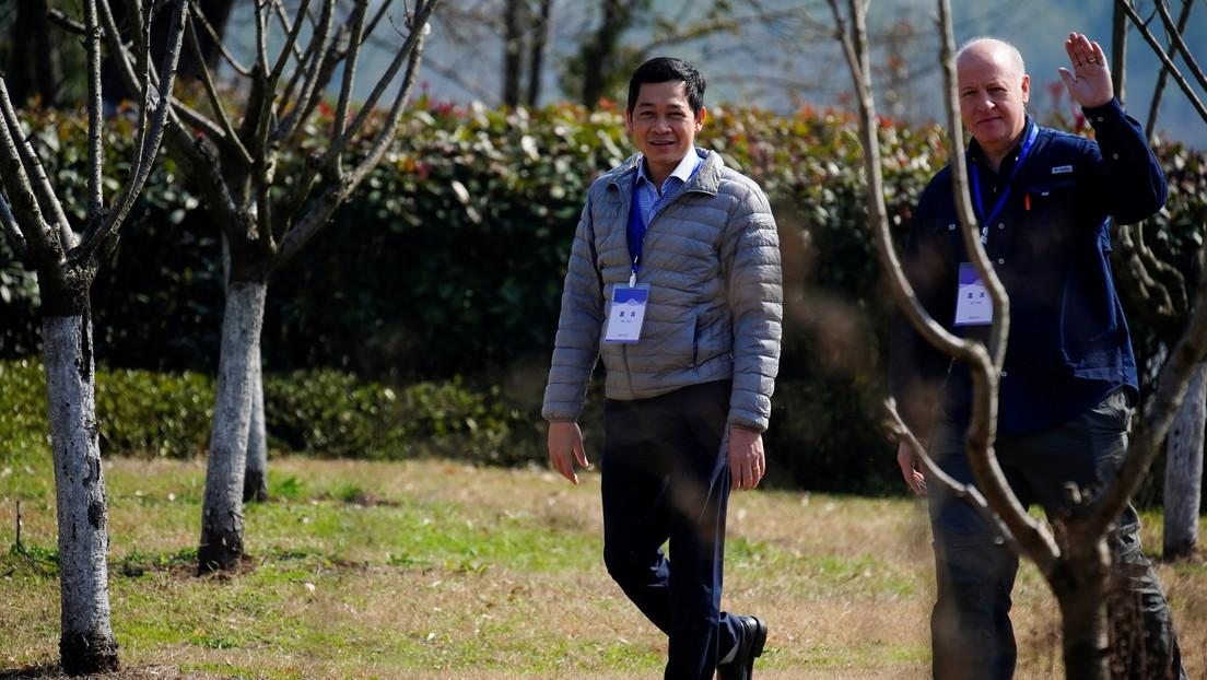 """El equipo de la OMS en Wuhan halla """"pistas importantes"""" sobre el papel del mercado de mariscos en la pandemia"""