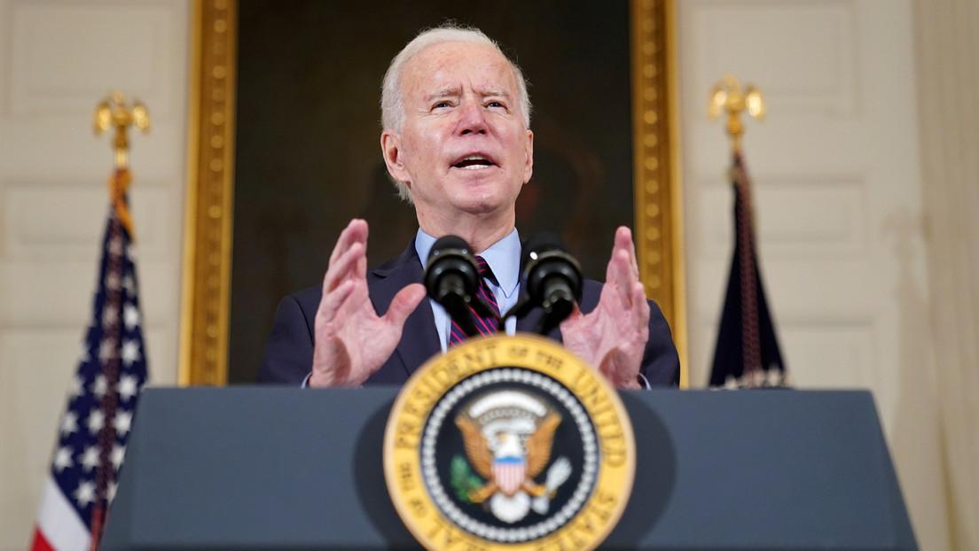 Biden responde a Irán: EE.UU. no levantará las sanciones a menos que Teherán deje de enriquecer uranio