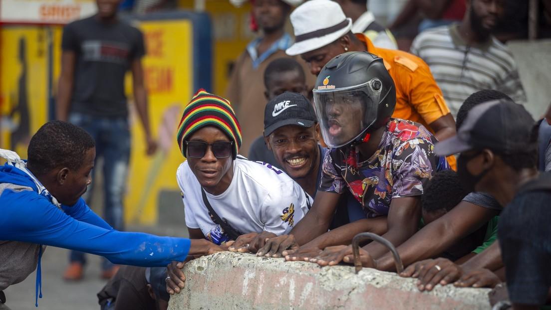 El presidente de Haití denuncia un intento de golpe y tentativa de atentado contra su vida