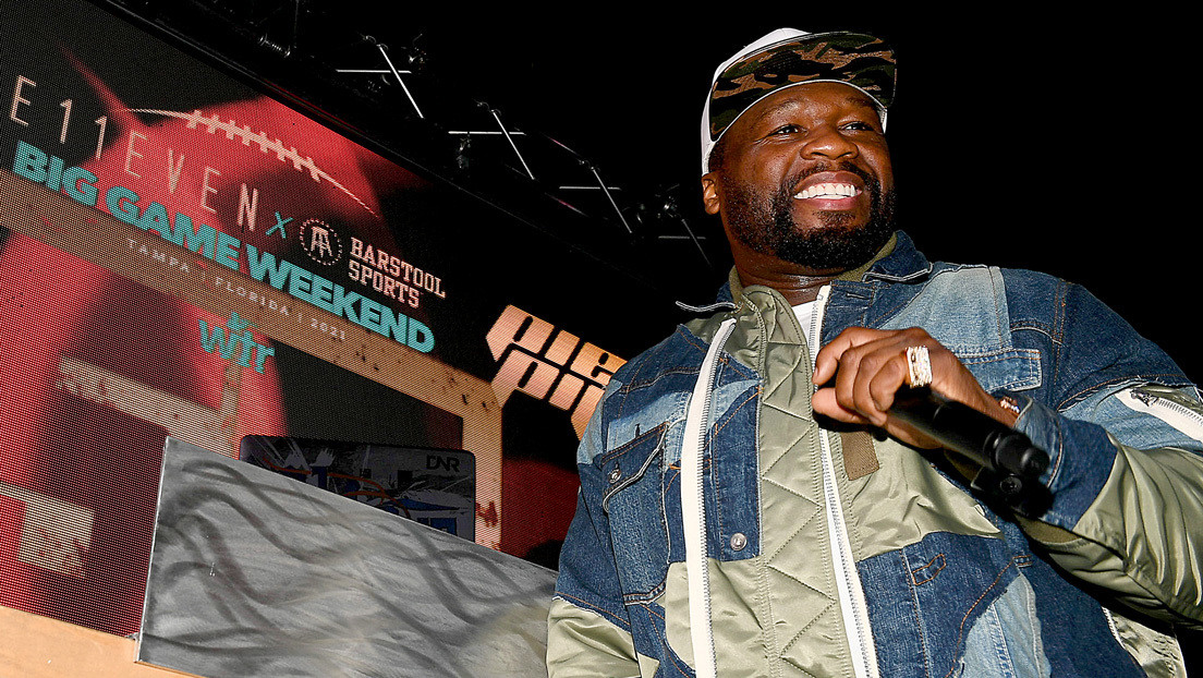 El rapero 50 Cent organiza una fiesta multitudinaria previa al Super Bowl en plena pandemia de coronavirus