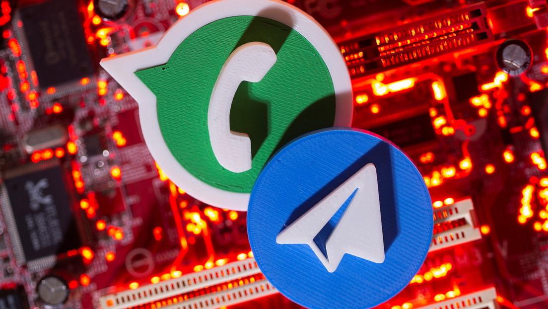 Telegram sufre una caída en varios países de Europa