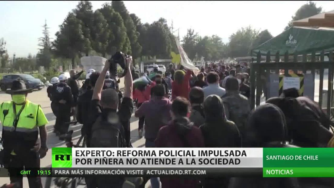 La muerte de un joven a manos de la Policía impulsa nuevas protestas en Chile