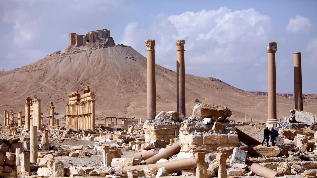 Encuentran los supuestos restos de un arqueólogo sirio que fue decapitado por el EI al negarse a revelar dónde estaban escondidos antiguos tesoros