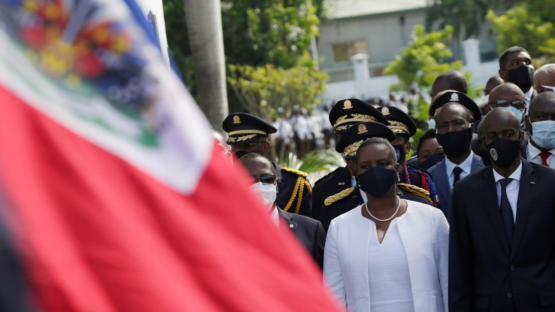 El Ejército de Haití respalda al Gobierno de Jovenel Moïse en medio de reclamos opositores para que renuncie