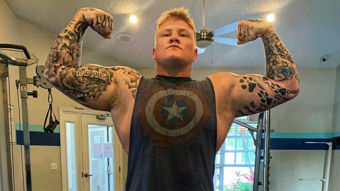 ¿Quién es el 'nuevo Brock Lesnar' contratado por la WWE, que podría debutar en el 'ring' ya este año?
