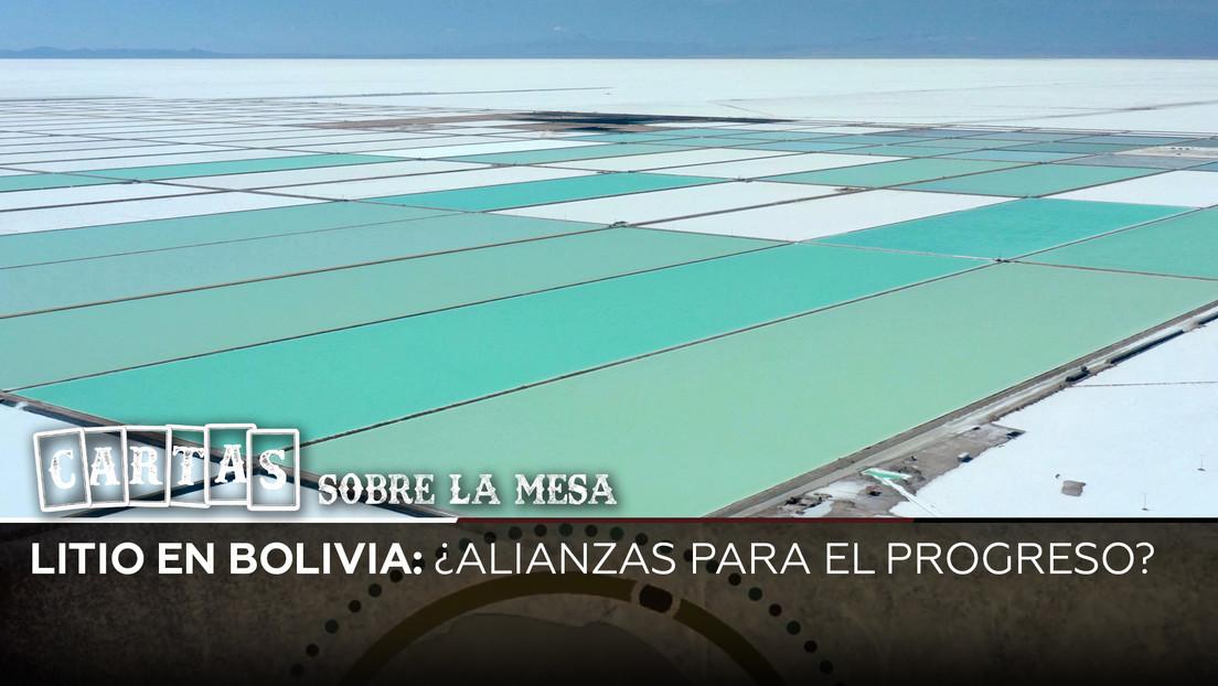Litio en Bolivia: ¿Alianzas para el progreso?