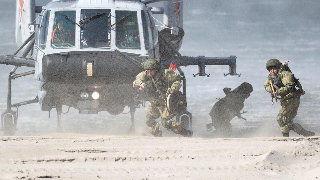 Científicos militares rusos proponen una forma de contrarrestar una posible 'operación multidominio' de la OTAN