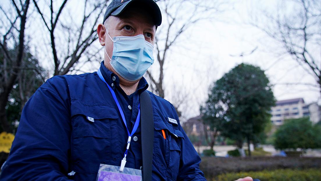 """Experto del equipo de la OMS en Wuhan: """"No hay que fiarse demasiado de la inteligencia estadounidense sobre el coronavirus"""""""