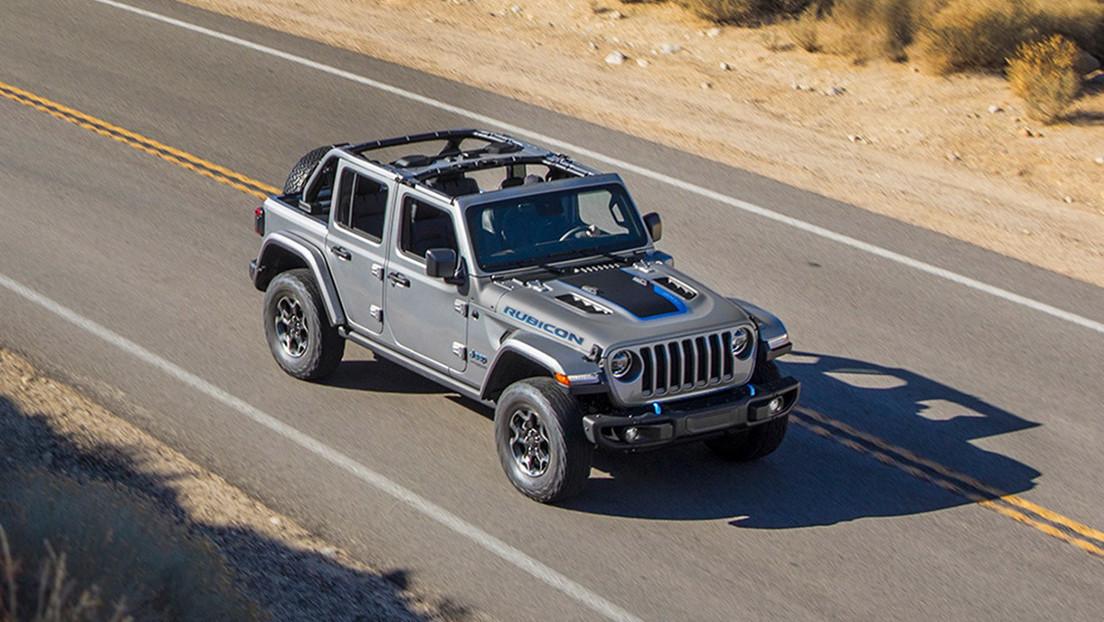 Jeep anuncia el concepto de un SUV Wrangler totalmente eléctrico