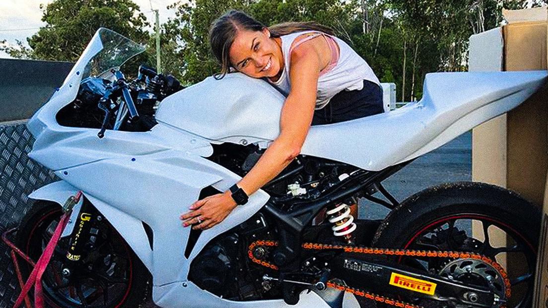Joven promesa del motociclismo pone fin a su carrera a los 25 años, denunciando el machismo y el trato despectivo a las mujeres en ese deporte