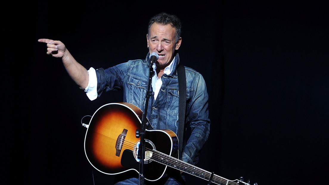 Arrestan a Bruce Springsteen por conducir ebrio en Nueva Jersey