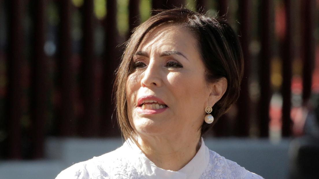 Un juez mexicano ordena a la Fiscalía definir si acepta negociar con la exsecretaria Rosario Robles a cambio de un proceso abreviado