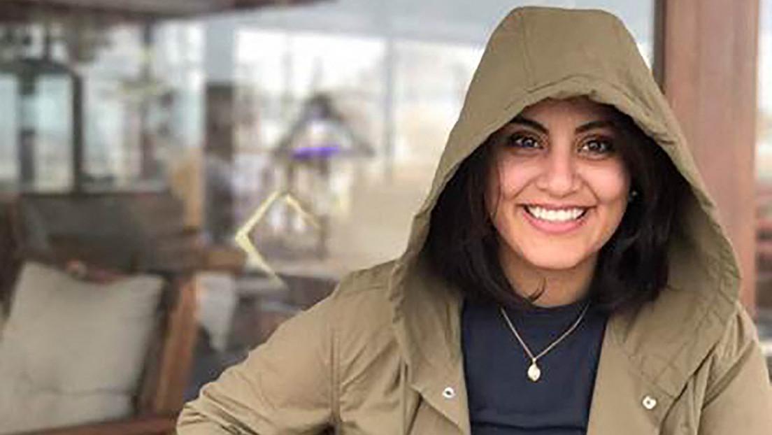 Sale de prisión en Arabia Saudita una activista feminista que fue condenada por promover una agenda extranjera y dañar el orden público