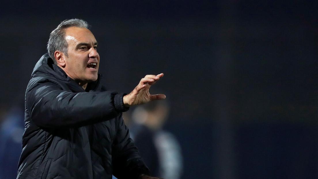 La selección chilena de fútbol tiene nuevo entrenador