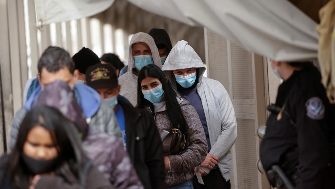 """""""Ahora no es el momento de venir"""": EE.UU. advierte a los migrantes irregulares que la """"gran mayoría"""" serán rechazados en la frontera"""