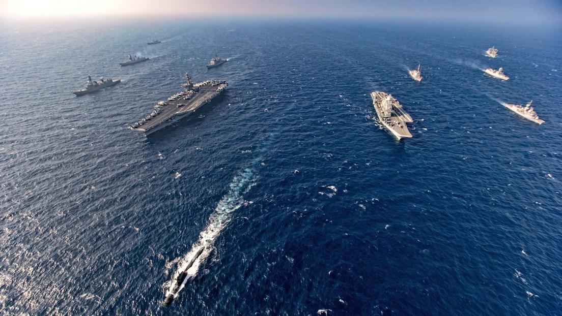 """EE.UU. intensifica los esfuerzos para formar una """"OTAN del Indo-Pacífico"""" para contener a China"""