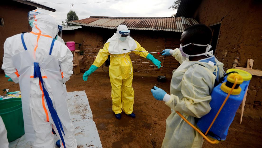 Se registra el segundo caso mortal de ébola en una semana en la República Democrática del Congo