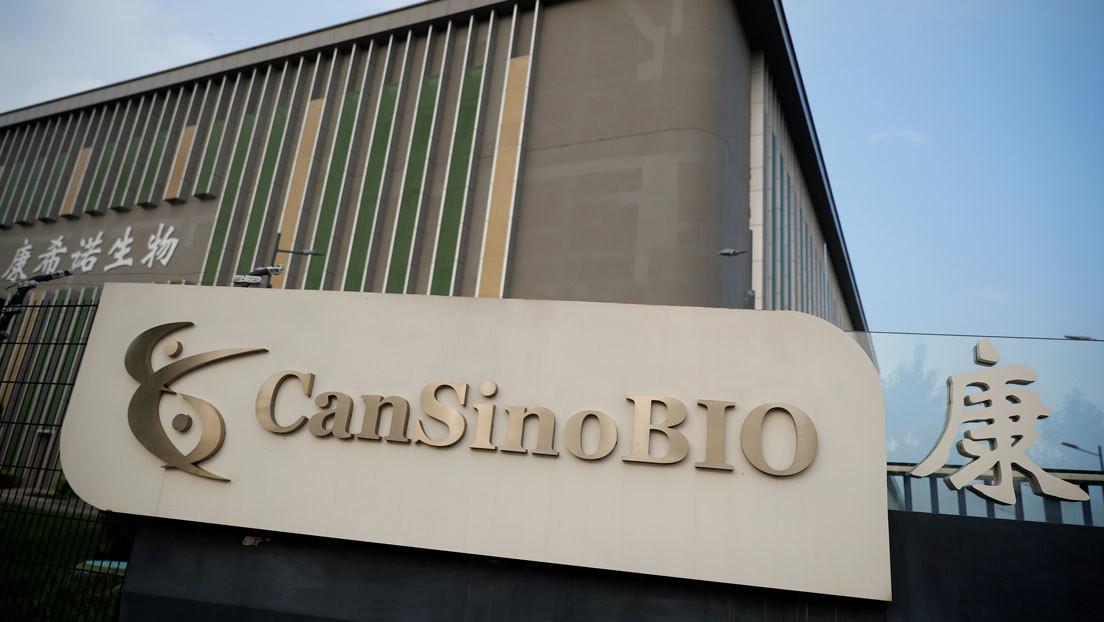 Llegan a México 2 millones de dosis de la vacuna de CanSino contra el covid-19