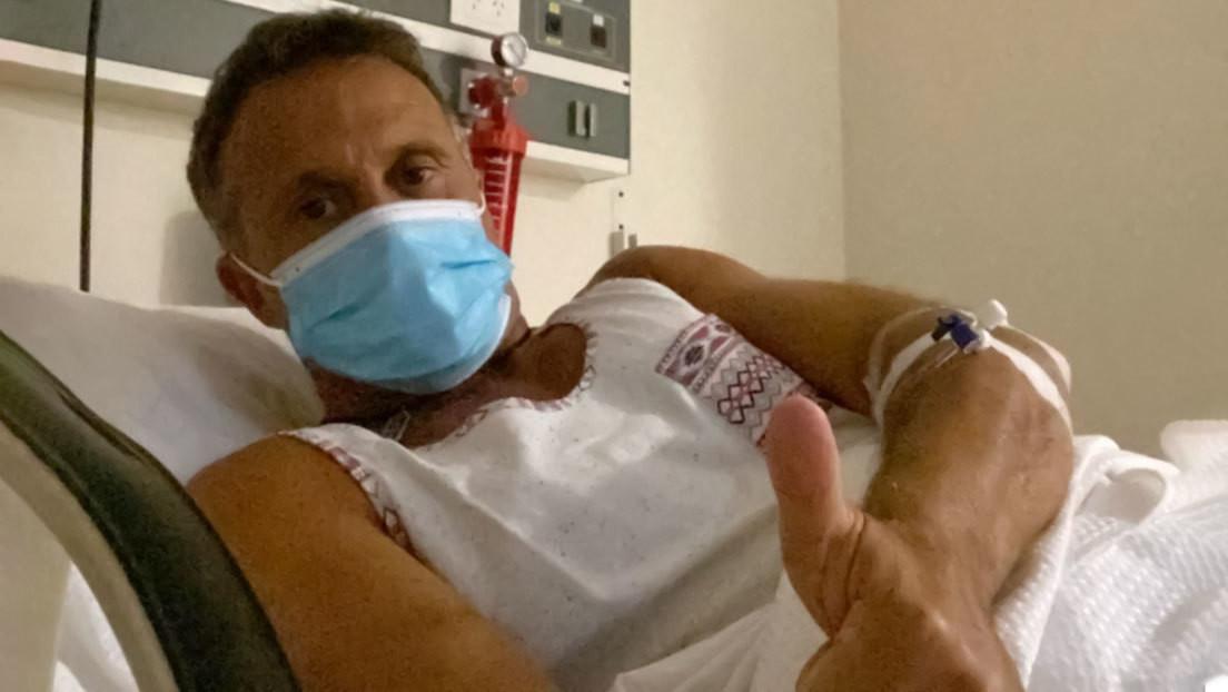 """""""Aprender a respirar será mi gran desafío"""": la dura carta del periodista argentino Sergio Lapegüe, convaleciente en terapia intensiva por covid-19"""