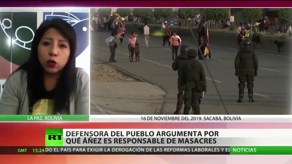 Se revelan testimonios que implican al general retirado Luis Valverde en las masacres de Sacaba y Senkata en Bolivia