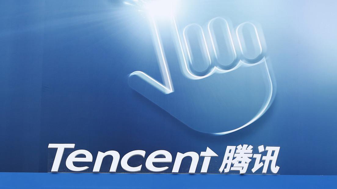 """Las autoridades chinas investigan a un ejecutivo de Tencent por acusaciones de """"corrupción personal"""""""