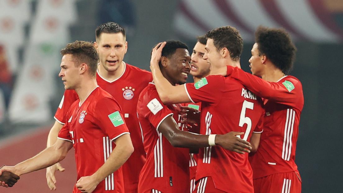 El Bayern de Múnich gana el Mundial de Clubes de la FIFA 2020 tras vencer al Tigres
