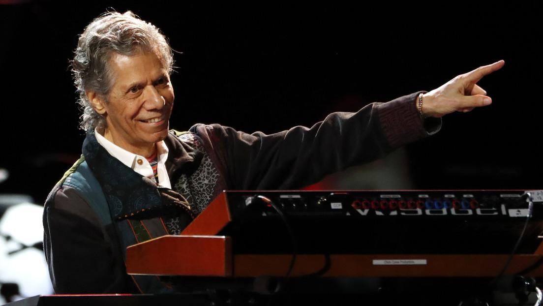 Fallece a los 79 años el músico y compositor de jazz Chick Corea, galardonado con 23 premios Grammy