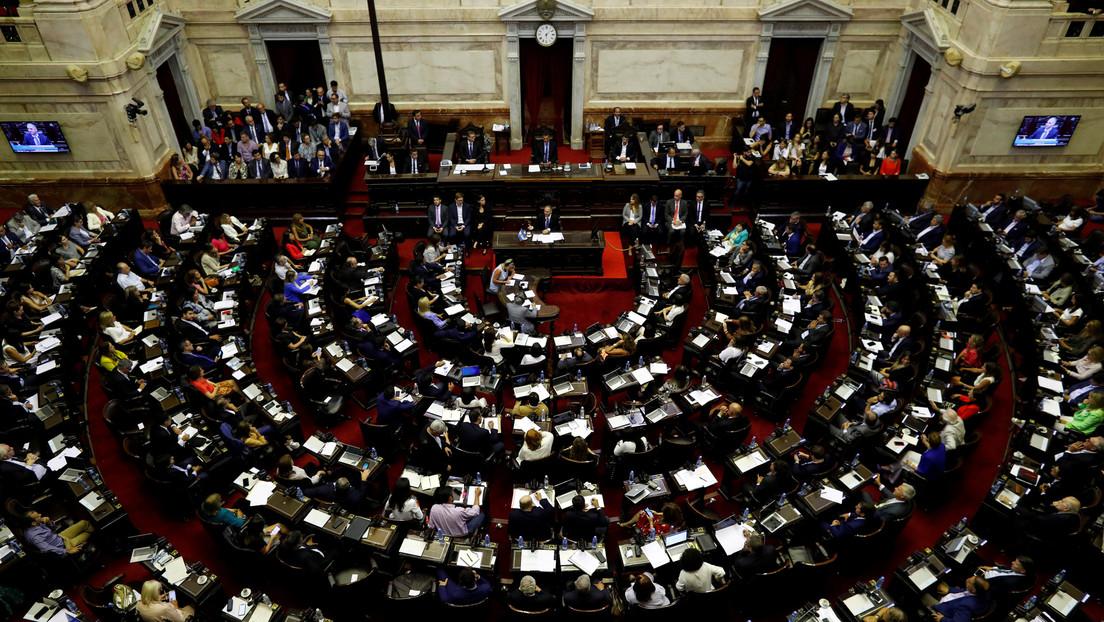 Argentina aprueba una ley que obliga a pasar por el Congreso cualquier acuerdo de financiamiento con organismos extranjeros