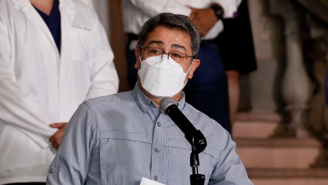 Un documento de la Fiscalía de Nueva York confirmaría la investigación contra el presidente de Honduras por sus vínculos con el narcotráfico