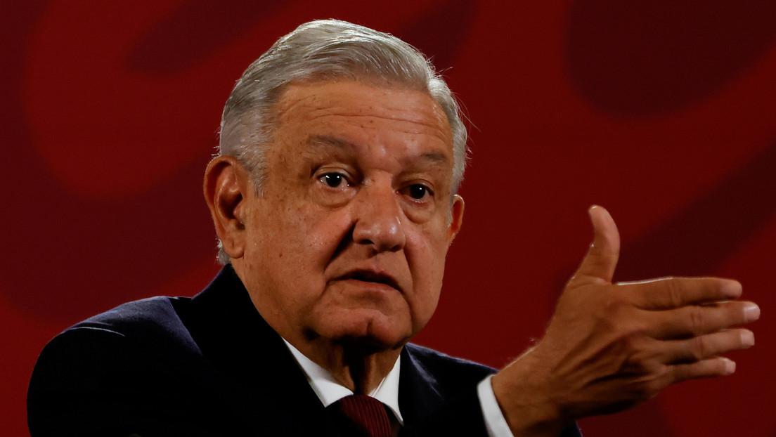 """López Obrador advierte a los migrantes que en EE.UU. no """"están las puertas abiertas"""" para la regularización"""