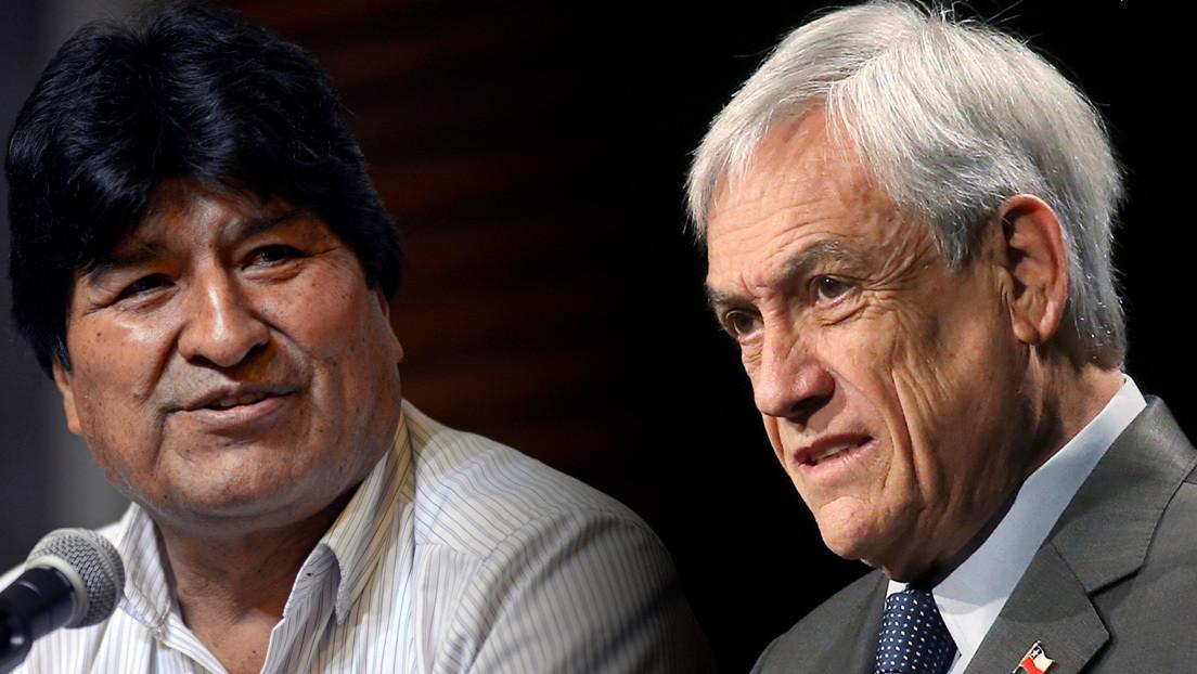 """Evo Morales califica de """"acto cruel e inhumano"""" la deportación de más de 100 migrantes de Chile"""