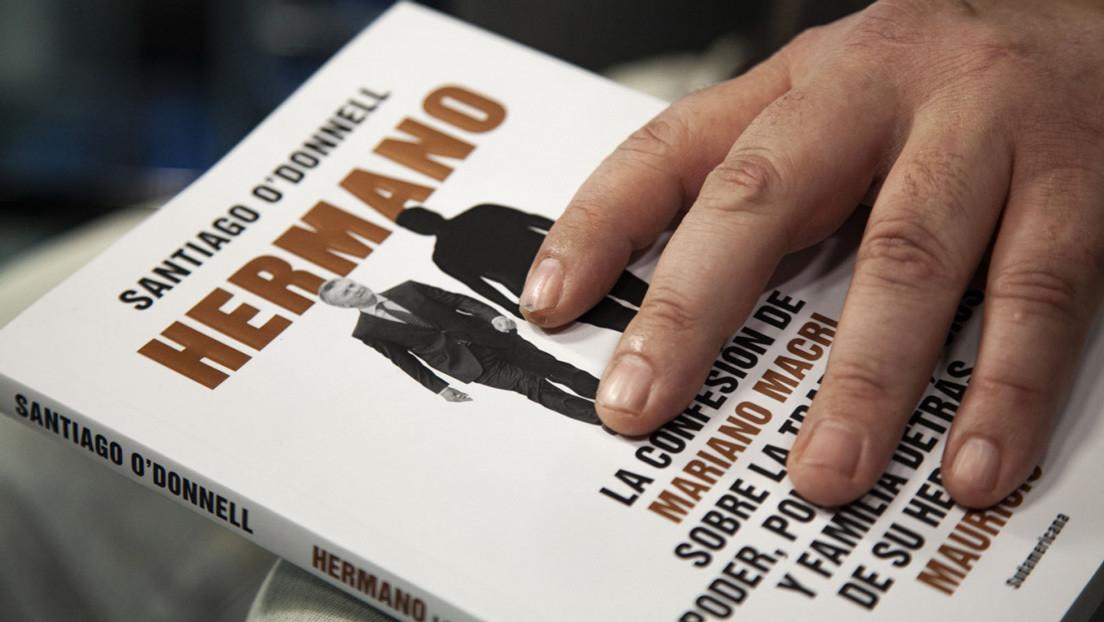 La Justicia argentina le ordena a un periodista la entrega de todas sus entrevistas al hermano de Mauricio Macri