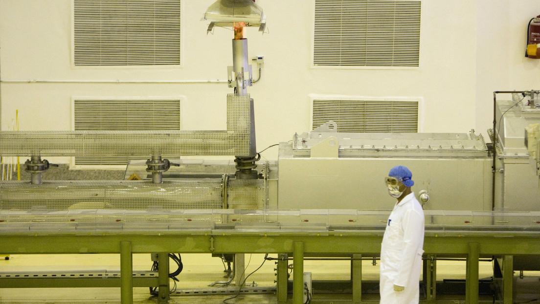 """Francia, Alemania y Reino Unido condenan la producción de uranio metálico por parte de Irán como un """"paso clave"""" en el desarrollo de armas nucleares"""