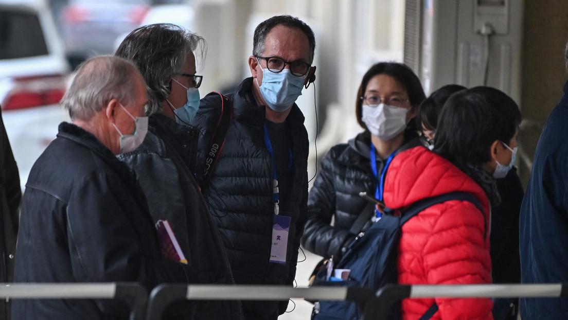 Los expertos de la OMS publicarán la próxima semana un informe preliminar sobre su visita a Wuhan