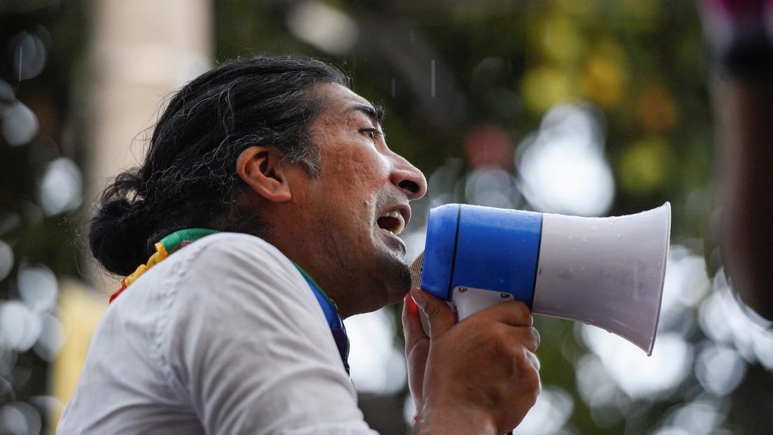Yaku Pérez presenta una demanda ante la Corte Constitucional de Ecuador para que detenga el escrutinio en el CNE y se abran las urnas en todo el país