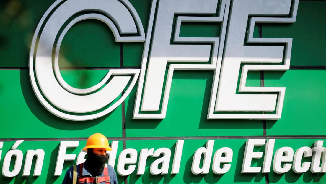 La paraestatal CFE de México pierde más de 20.000 millones de dólares por beneficiar a empresas privadas